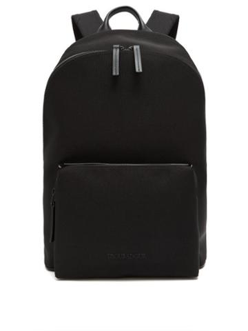 Matchesfashion.com Troubadour - Adventure Slipstream Leather-trim Backpack - Mens - Black