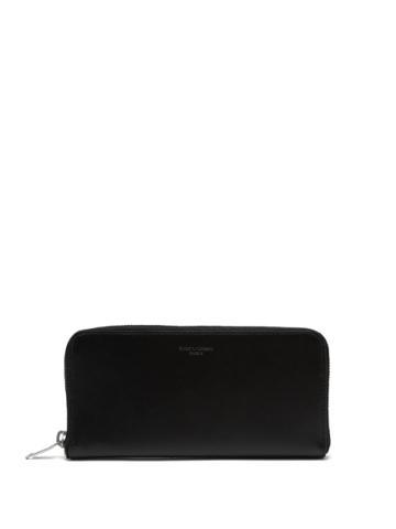 Saint Laurent Bandana-print Leather Zip-around Wallet