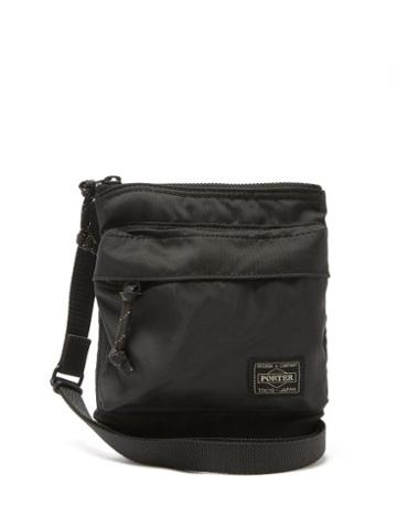Matchesfashion.com Porter-yoshida & Co. - Force Shoulder Bag - Womens - Black