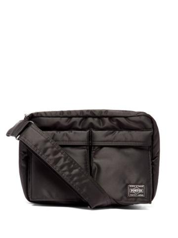 Matchesfashion.com Porter-yoshida & Co. - Tanker Shoulder Bag - Womens - Black
