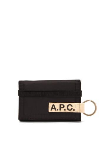 A.p.c. Pozzo Foldover Wallet