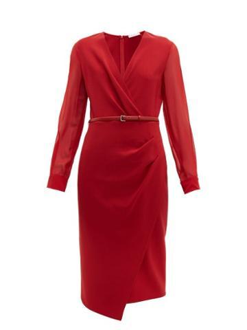 Matchesfashion.com Max Mara - Manuel Dress - Womens - Red