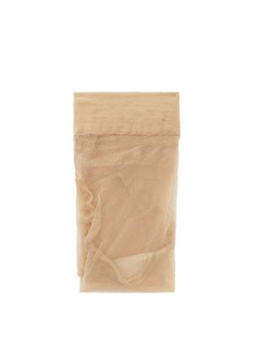 Ladies Lingerie Wolford - Nude 8 Tights - Womens - Nude