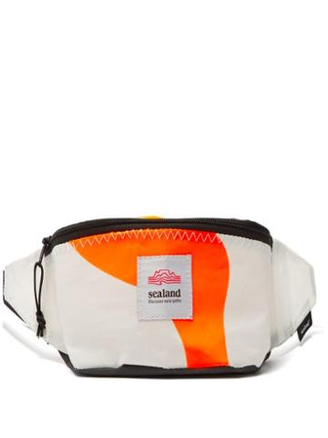 Matchesfashion.com Sealand - Moon Cross Body Bag - Mens - White