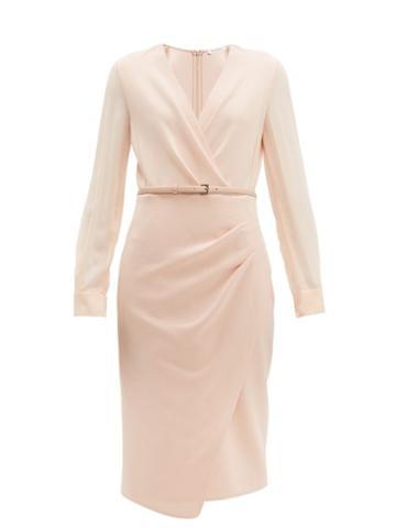 Matchesfashion.com Max Mara - Manuel Dress - Womens - Pink