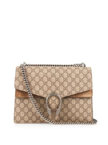 Gucci Dionysus Gg Supreme Canvas Shoulder Bag