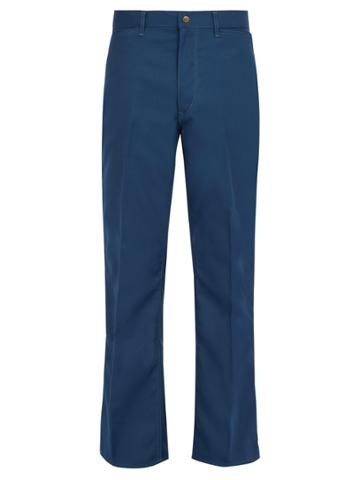 Needles Boot-cut Trousers