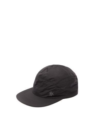 Matchesfashion.com Goldwin - Jet Technical-ripstop Cap - Mens - Black
