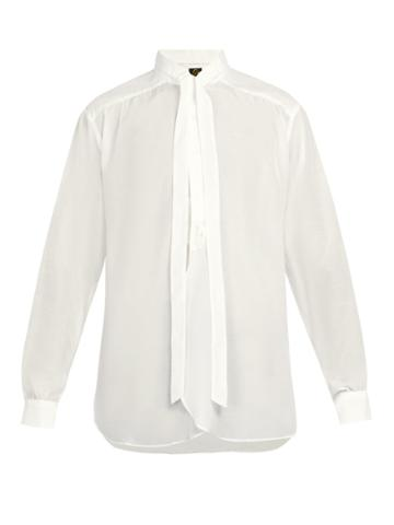 Needles Ascot-collar Shirt