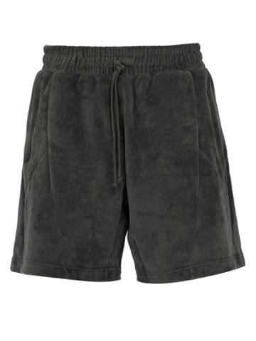 Phipps Cotton-terry Shorts
