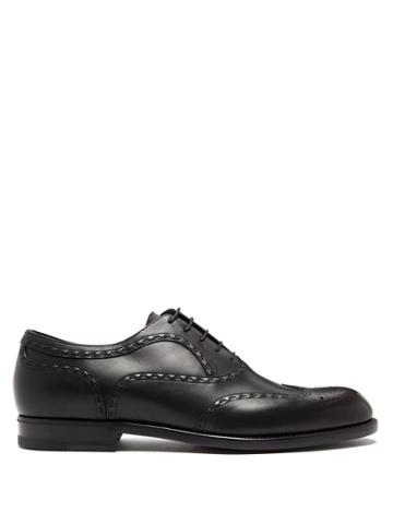 Bottega Veneta Leather Brogues