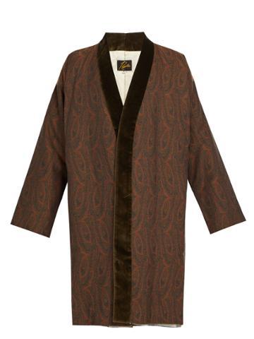 Needles Paisley Kimono Coat