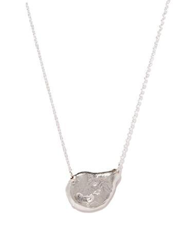 Alighieri - The Trail Blazer Ii Sterling-silver Necklace - Womens - Silver