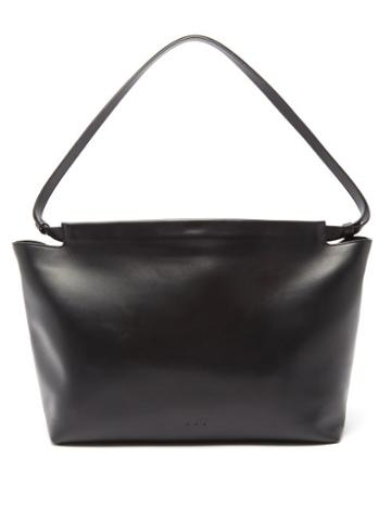 Aesther Ekme - Sway Leather Tote Bag - Womens - Black