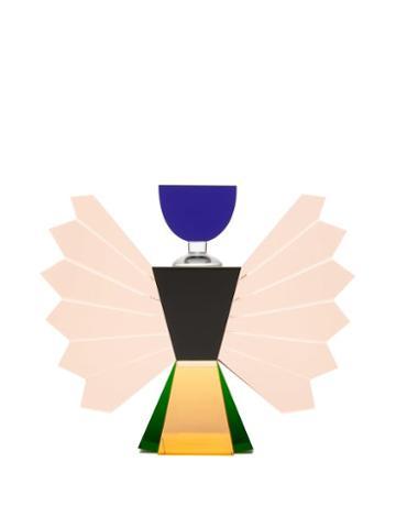 Matchesfashion.com Reflections Copenhagen - Rochester Crystal Perfume Flacon - Black Multi
