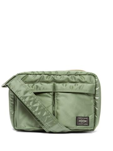 Matchesfashion.com Porter-yoshida & Co. - Tanker Shoulder Bag - Womens - Green