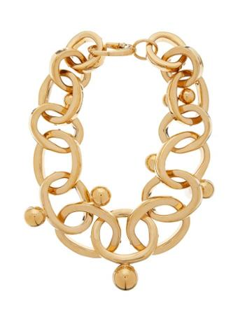 Matchesfashion.com Colville - Chunky Chain Necklace - Womens - Gold