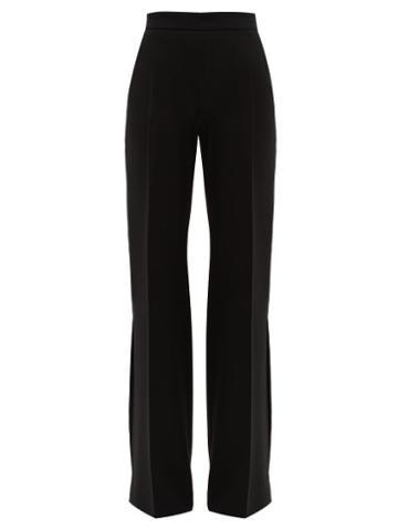 Matchesfashion.com Max Mara - Vicario Trousers - Womens - Black