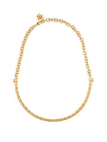 Matchesfashion.com Versace - Greca Choker - Womens - Gold