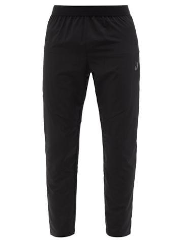 Asics - Drawstring-waist Jersey Track Pants - Mens - Black