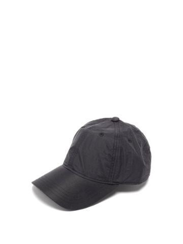 Matchesfashion.com Our Legacy - Technical-shell Baseball Cap - Mens - Black