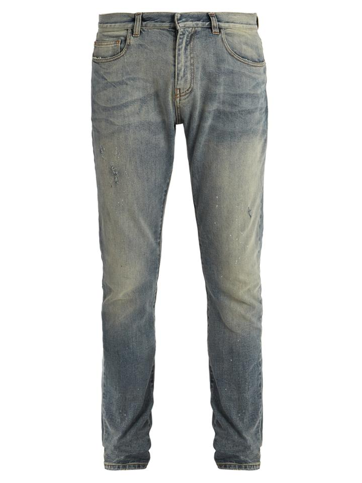 Faith Connexion Mid-rise Slim-leg Jeans