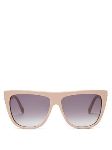 Stella Mccartney Chain D-frame Sunglasses