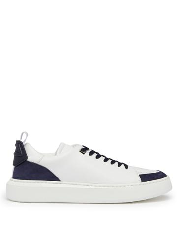 Buscemi Uno Sport Low-top Leather Trainers