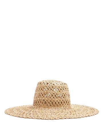 Lola Hats Espalier Straw Hat