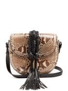Altuzarra Ghianda Small Python Cross-body Bag