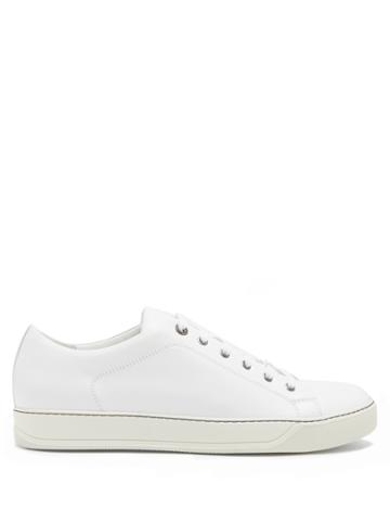Lanvin Leather Low-top Trainers