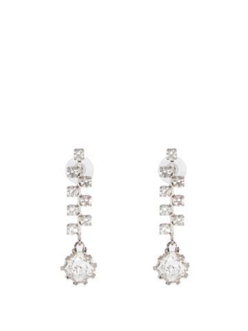 Colville Crystal Drop Earrings
