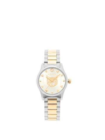 Gucci - G-timeless Mystic Cat Watch - Womens - Silver