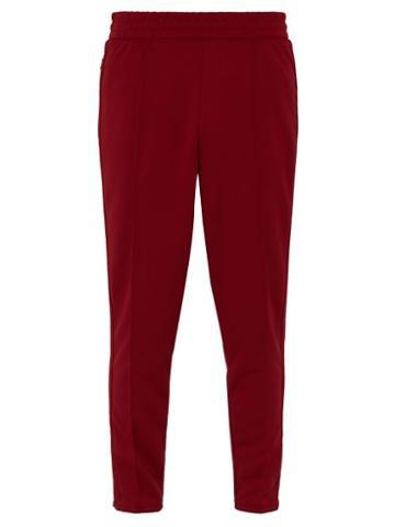 Matchesfashion.com Martine Rose - X Nike Track Pants - Mens - Burgundy