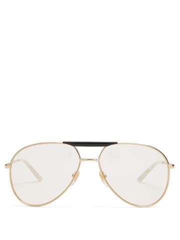 Gucci Aviator-frame Glasses