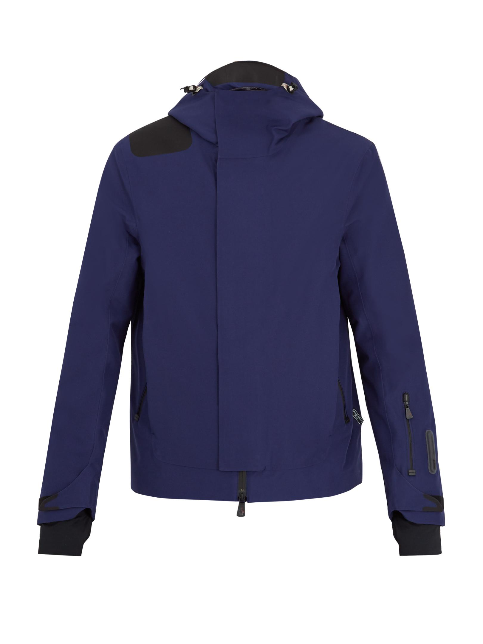 c7a65bdf7 Moncler Grenoble Megeve Recco Hooded Jacket | LookMazing