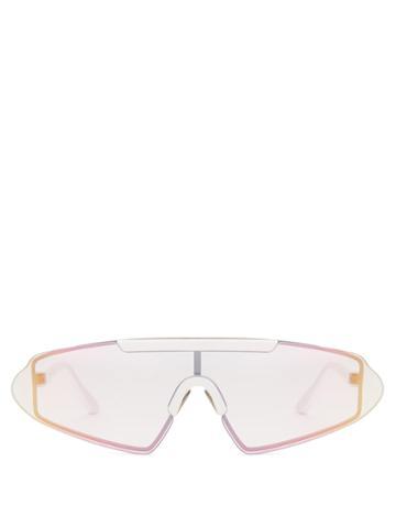 Acne Studios Bornt D-frame Acetate Sunglasses