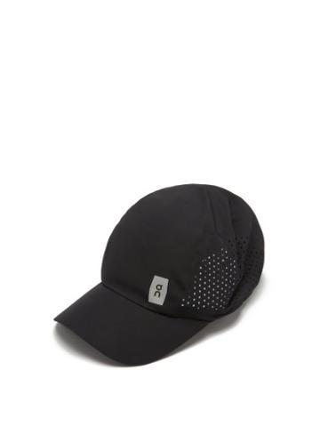 Matchesfashion.com On - Technical-shell Running Cap - Mens - Black