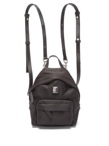 Givenchy - 4g Light Mini Nylon Backpack - Womens - Black