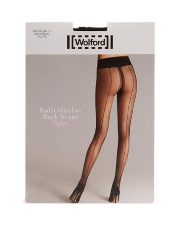 Wolford Individual Back-seam Tights
