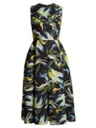 Erdem Alana Textured Dress
