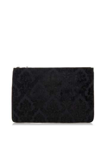 Givenchy Devor-velvet Large Clutch