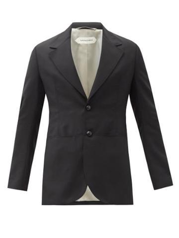 Matchesfashion.com Namacheko - Single-breasted Jacket - Mens - Black