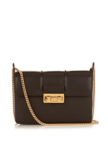 Lanvin Jiji Small Leather Shoulder Bag