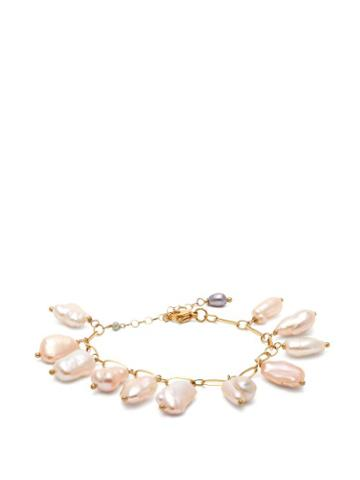Matchesfashion.com Timeless Pearly - Baroque Pearl Bracelet - Womens - Pearl