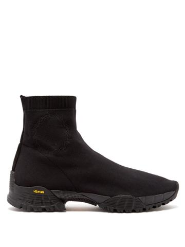 1017 Alyx 9sm Hiking Boot-style Stretch-knit Trainers