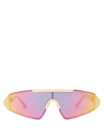 Acne Studios Bornt Rectangle-frame Sunglasses