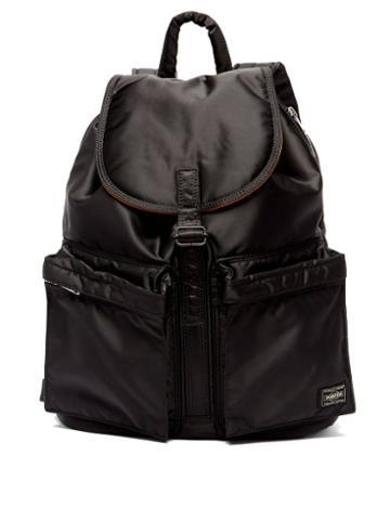 Matchesfashion.com Porter-yoshida & Co. - Tanker Backpack - Mens - Black