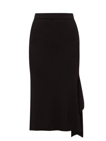 Matchesfashion.com Max Mara - Fano Skirt - Womens - Black