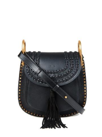Chloé Hudson Small Leather Cross-body Bag